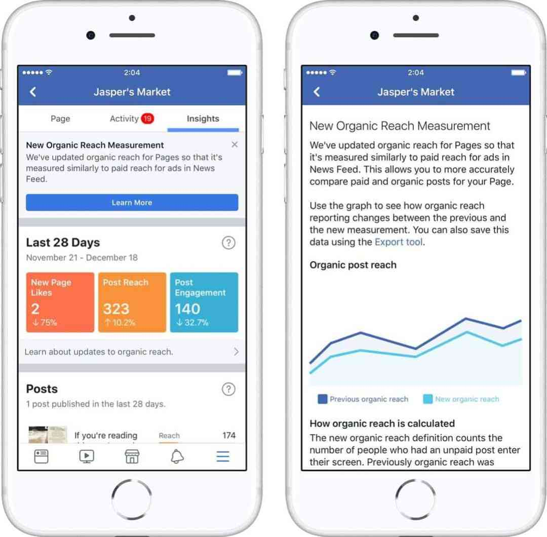 facebook Insights 1