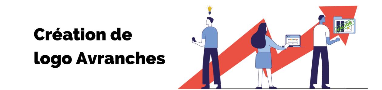 Bannière de la page création de logo avranches
