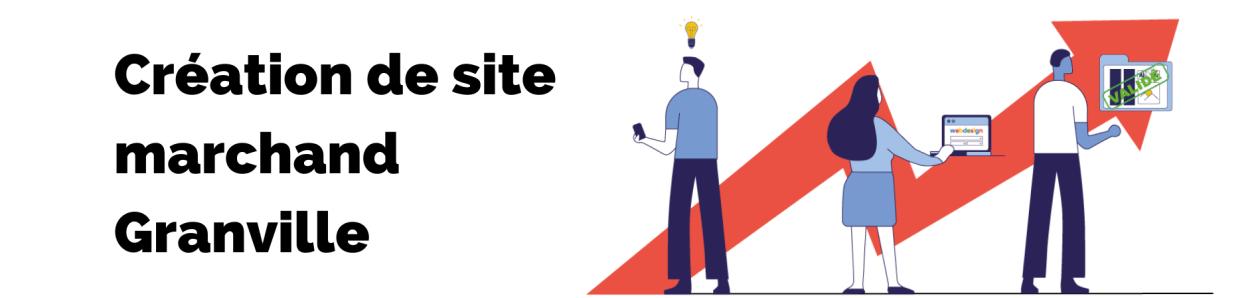 Bannière de la page création de site marchand