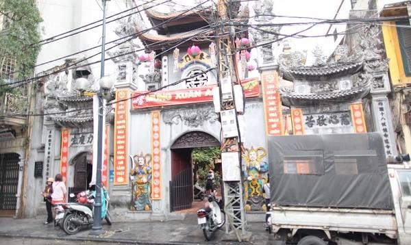 Les anciennes pagodes au cœur de Hanoi