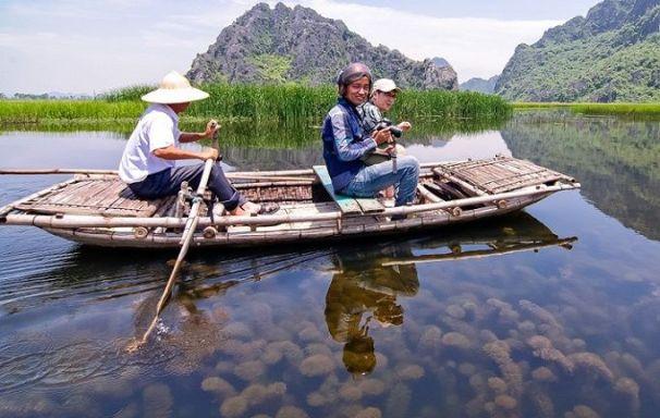 Visite Trang An Ninh Binh
