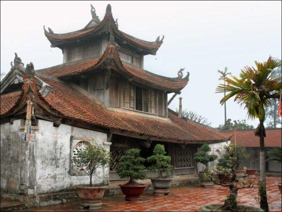 decouverte Bac Ninh pagode Dau