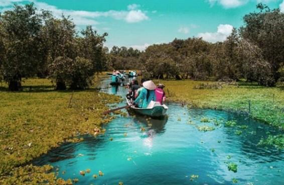 guide francophone au Delta du Mekong