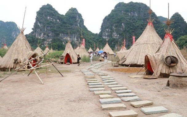 Visite Ninh Binh Baie d'Halong terrestre