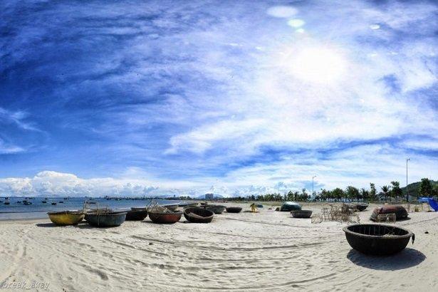 voyage Quang Ngai et decouverte ses paysages, plage my khe