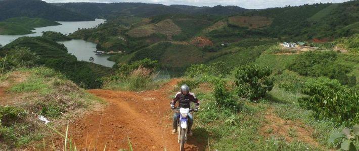 Voyage moto au vietnam