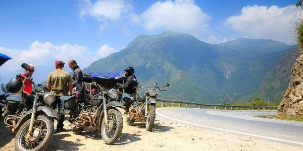 Sejour au Vietnam au Nord Est en moto