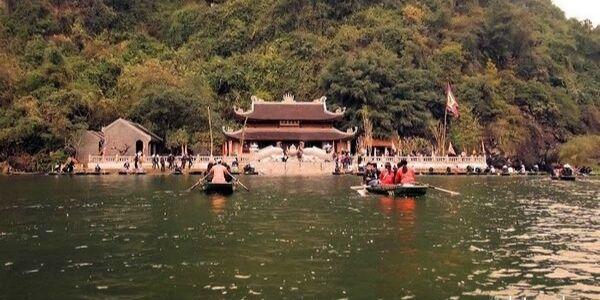 pagodes nord au vietnam