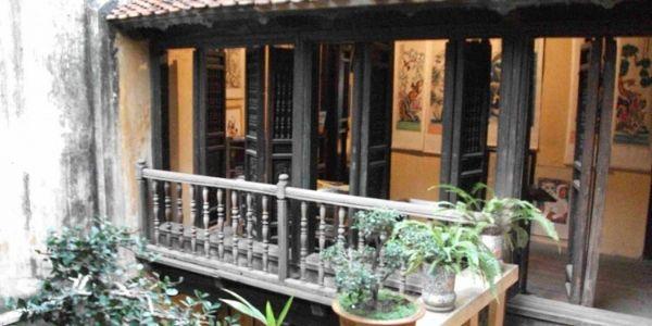 Ancienne maison de Ma May