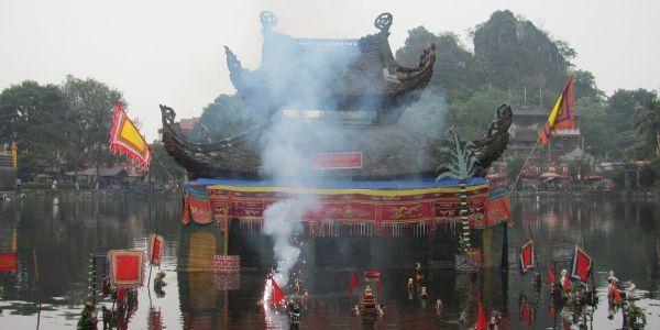 Pagode Thay Hanoi