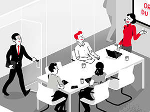 communication BD bien vivre au travail