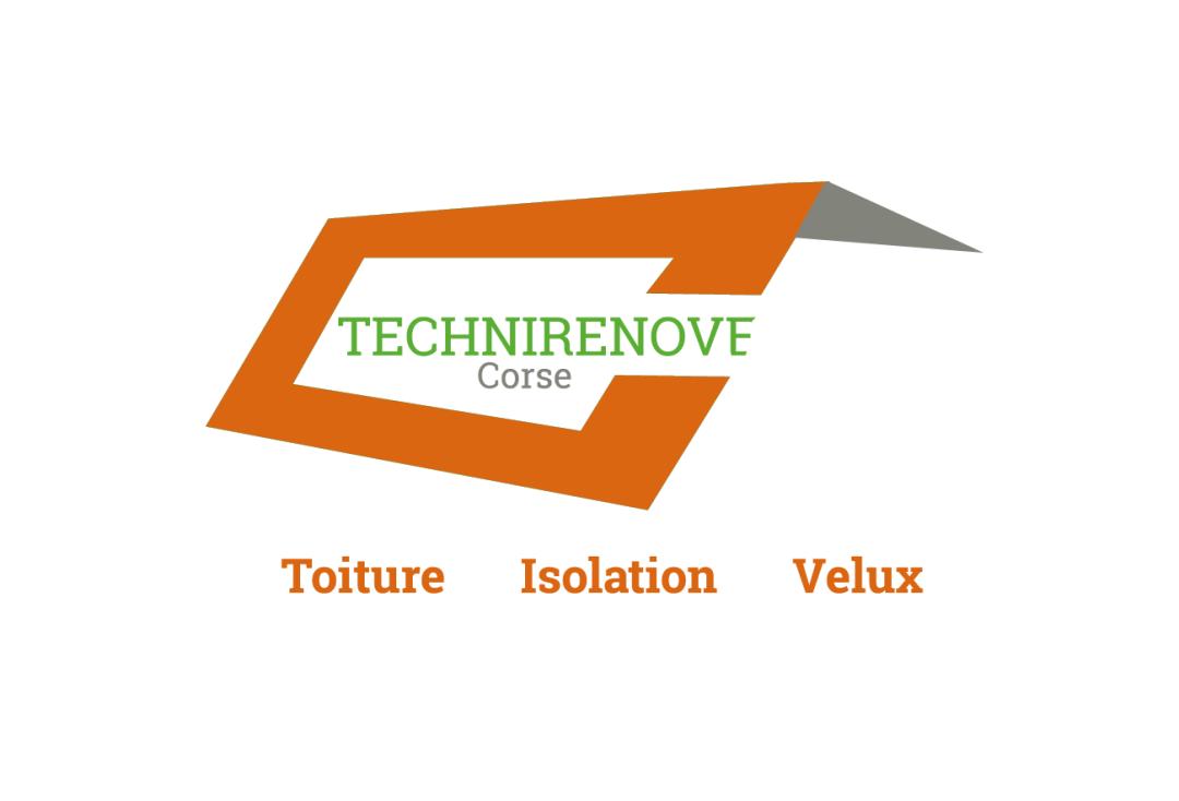 Logotype TechniRenove Corse, Agence DECALE