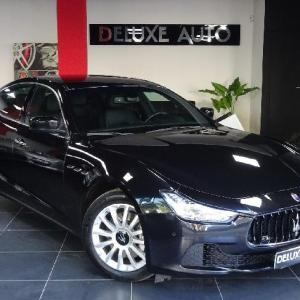 Maserati Ghibli 3.0 V6 275 CV – Diesel