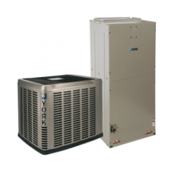 Heat pump furnace
