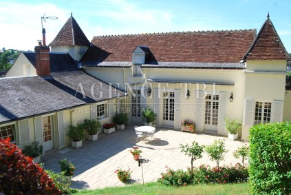 418 TBI PROPRIETE EN TOURAINE LOIRE VALLEY