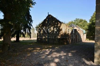 817 TBI Golfe du Morbihan beau chateau manoir du 15ème siècle