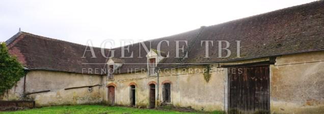 TBI 139 DEMEURE BOURGEOISE TOURAINE BERRY