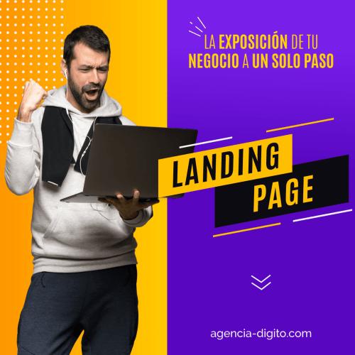 vende online con landing page