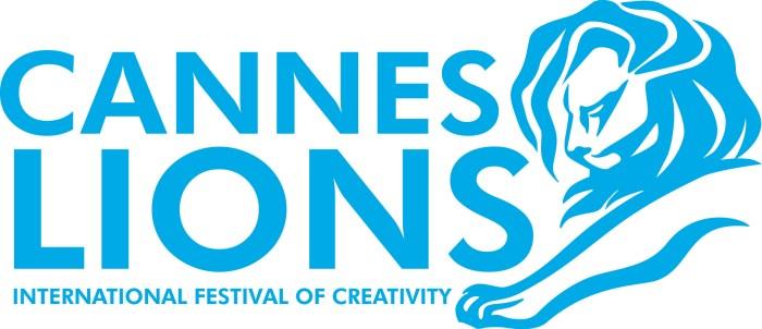 Cannes Lions Logo - Blue