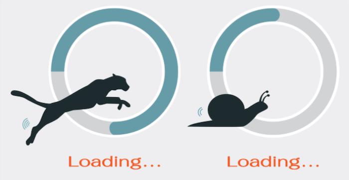 Virksomheder risikerer at miste over halvdelen af kundetrafikken. hvis det tager mere end tre sekunder at loade en hjemmeside via en smartphone eller tablet computer.