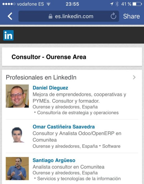 Redes Sociales Ourense