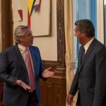 El Presidente Fernández viaja a Chaco para inaugurar junto al gobernador Capitanich viviendas y visitar una planta industrial