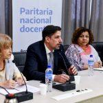 """Nicolás Trotta: """"Las negociaciones paritarias con los gremios docentes están bien encaminadas"""""""