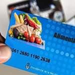 Tarjeta Alimentar: más del 40% de las compras corresponden a alimentos saludables