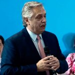 """El presidente Fernández apuntó contra """"un sector del campo"""" por los """"paros raros"""""""