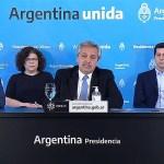 El Presidente Fernández anunció que el aislamiento obligatorio sigue hasta el 10 de mayo