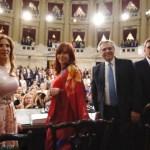 Cristina Kirchner y Sergio Massa ratificaron su intención de sesionar y ya se realizan preparativos en el Congreso Nacional