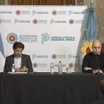 """Gobernador Kicillof: """"si esto sigue la única medida es un mayor aislamiento"""""""