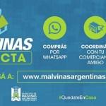 """""""Malvinas Conecta"""" ahora ofrece más opciones para incentivar la economía local"""