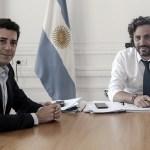 Santiago Cafiero mantuvo reuniones con los ministros Wado de Pedro y Felipe Solá por el Presupuesto 2021