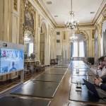 """Plan """"Conectar"""": Cafiero y Melella firmaron un convenio para incorporar a Tierra del Fuego"""