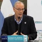 """Ministro Gollan sobre pandemia: """"extremar las precauciones para evitar contagios y cuidar a los trabajadores de salud"""""""