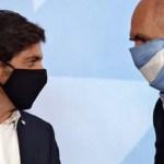 """Kicillof cruzó a Clarín: """"las comparaciones no siempre son odiosas, pero cuando son mentirosas, seguro son una verdadera canallada"""""""