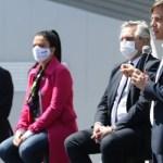 """El Gobernador Kicillof valoró el Estado presente: """"para nosotros la salud no es un negocio, es un derecho"""""""