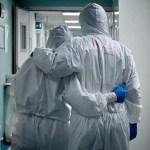 """Trabajadores de la salud porteños anunciaron paro y movilización """"contra la brutal represión de enfermaras y enfermeros"""""""