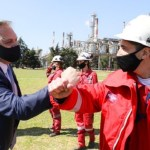 """Presidente Fernández: """"mientras algunos dicen que las fábricas se van, 'Raízen' invierte confiando en Argentina"""""""