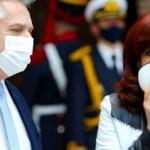 "El presidente Fernández aseguró que ""se equivoca quien piensa que él tomará distancia de Cristina Fernández de Kirchner"""