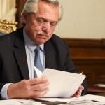El Presidente Alberto Fernández encabeza el Comité que diseña el operativo de vacunación y que iniciará formalmente su labor