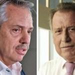"""Alberto Fernández sobre la muerte de Jorge Brito: """"Perdimos a un empresario con quien discutir constructivamente"""""""