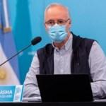 """Ministro Gollan: """"es una alegría pensar que la pesadilla de la pandemia puede terminar antes de lo previsto"""""""