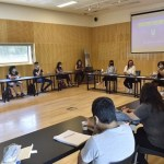 Capacitación sobre la temática de violenciaen el Centro de TelemedicinaCOVID de la UNGS
