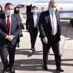El Presidente Fernández se reúne este martes con el gabinete federal en Chilecito y el miércoles con gobernadores del norte