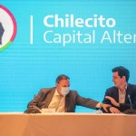 """Gobernador Quintela desde Chilecito: """"la última batalla del federalismo se está dando con Alberto Fernández a la cabeza"""""""