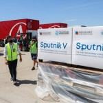 Un segundo envío de vacunas Sputnik V parte a 30 ciudades de las 24 provincias de Argentina