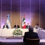 El Presidente Fernández encabezó en México un encuentro con inversores de ese país en la Argentina