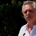 El presidente Fernández agradeció a México que reiteró su apoyo a la Argentina por la soberanía de las Islas Malvinas